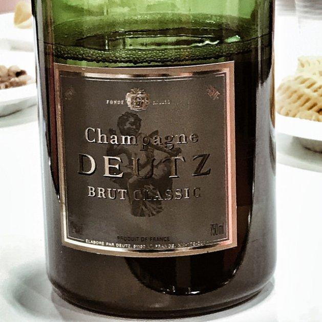 Champagne (merci Manu !)