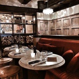 Restaurant sympa