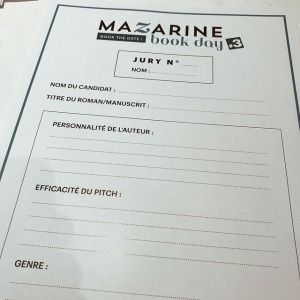 Mazarine Book Day