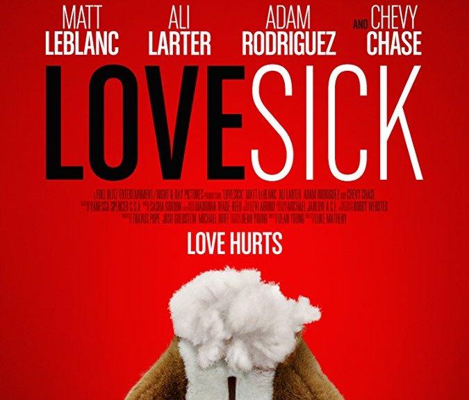 Lovesick (complètement fou), de Luke Matheny