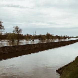 Promenade en bord de Loire