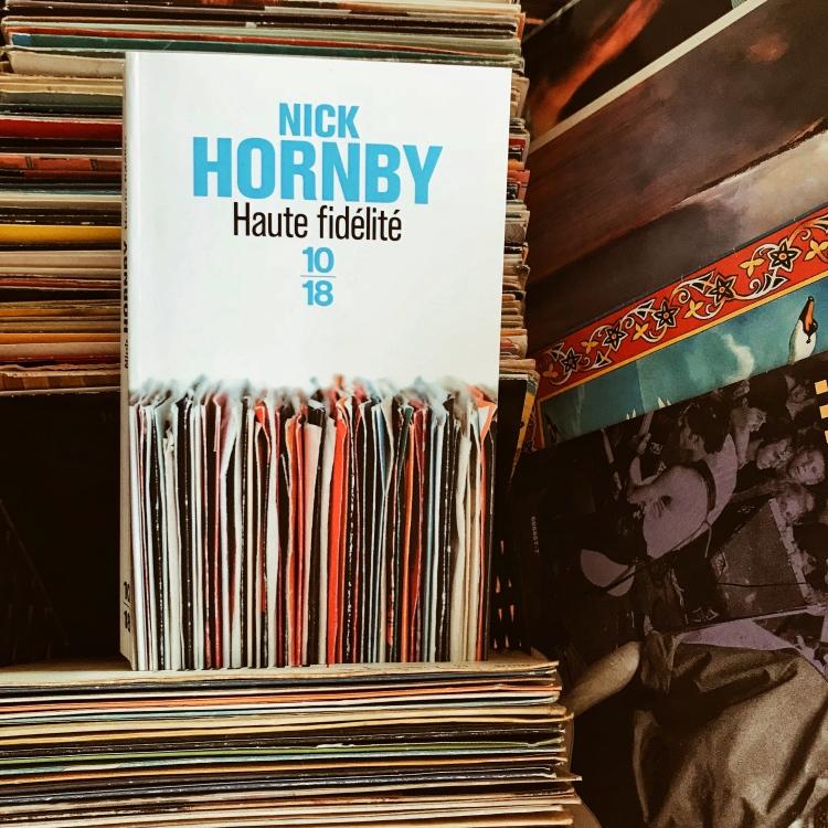 Haute fidélité, de Nick Hornby