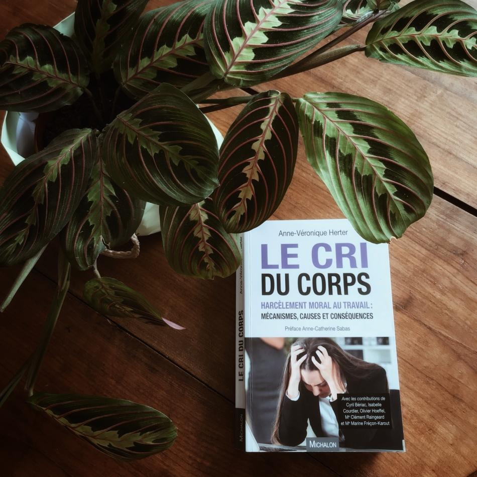 Le Cri du corps, d'Anne-Véronique Herter