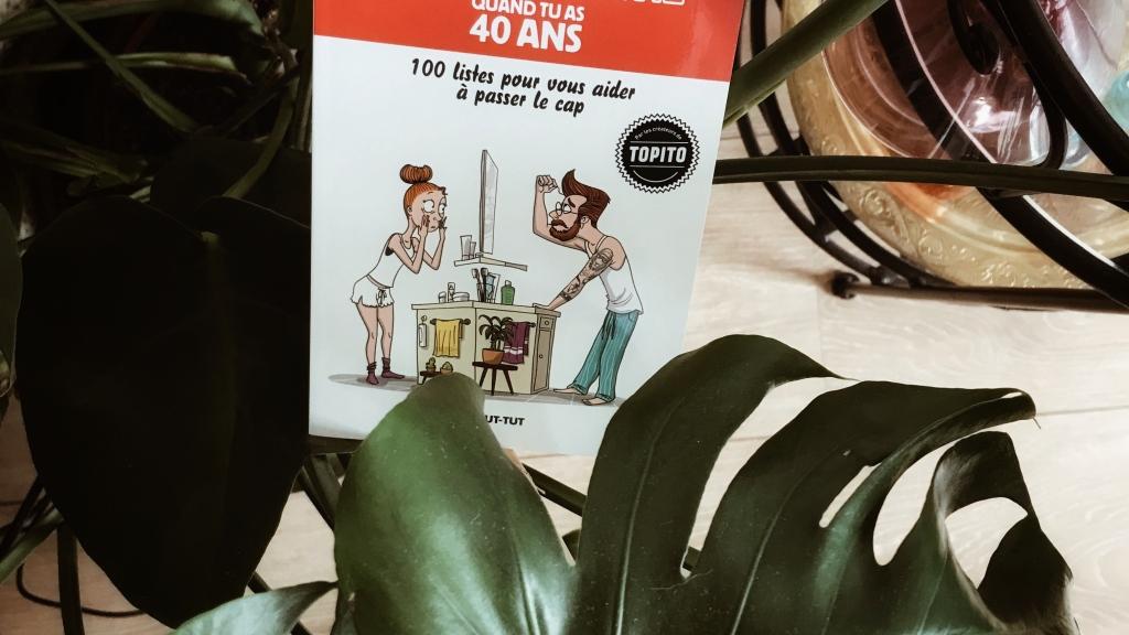 Guide de survie quand tu as 40 ans, de Violette Joffre et Ronan Daniel