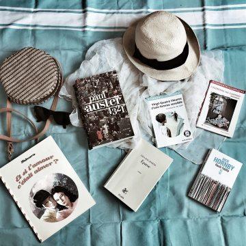 La valise de l'été 2018