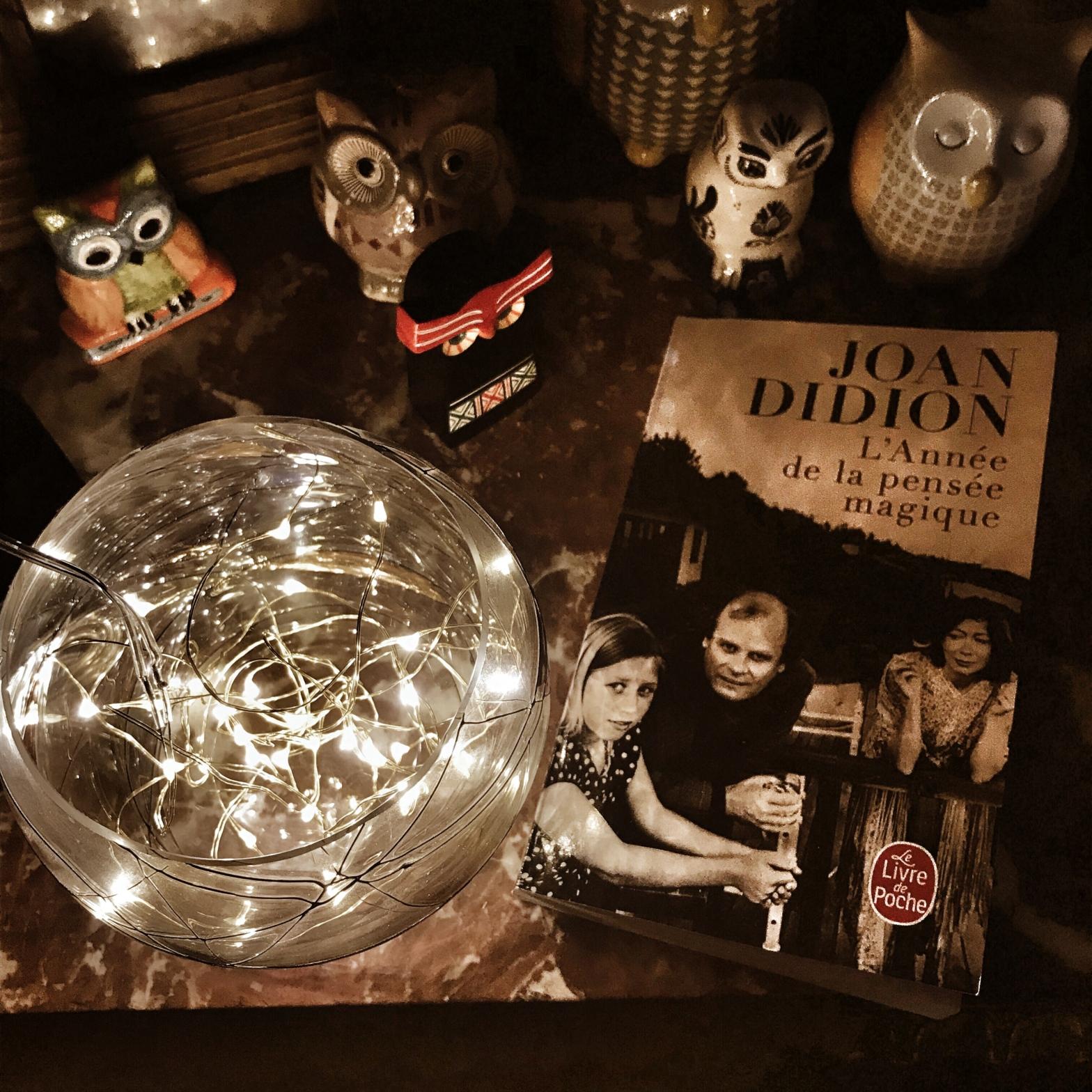 L'année de la pensée magique, de Joan Didion : l'indicible du deuil