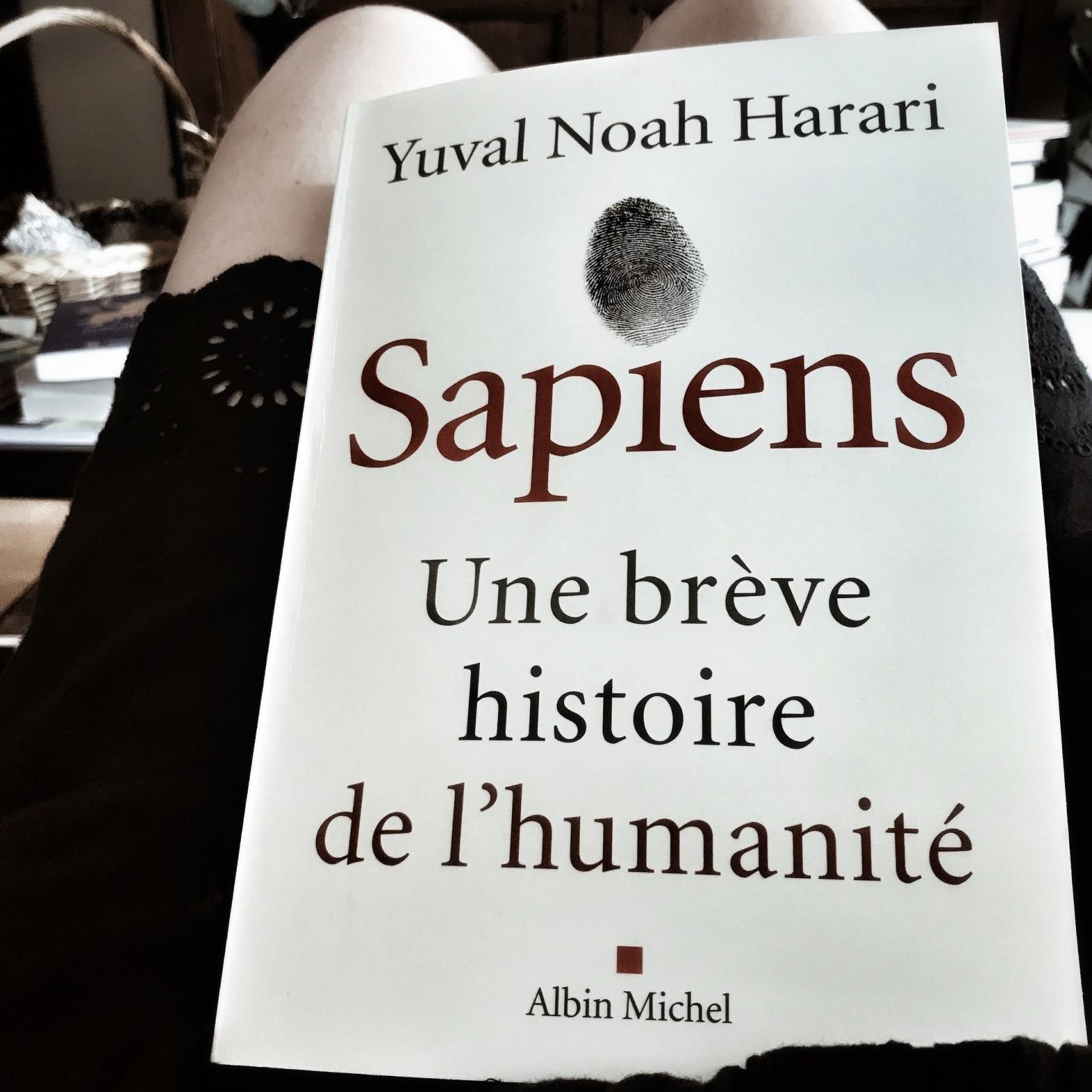 Sapiens. Une brève histoire de l'humanité, de Yuval Noah Harari : Il était une fois l'Homme