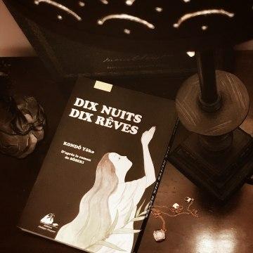 Dix nuits dix rêves de Kondô Yôko (d'après le roman de Sôseki) : la chair, la mort, l'amour