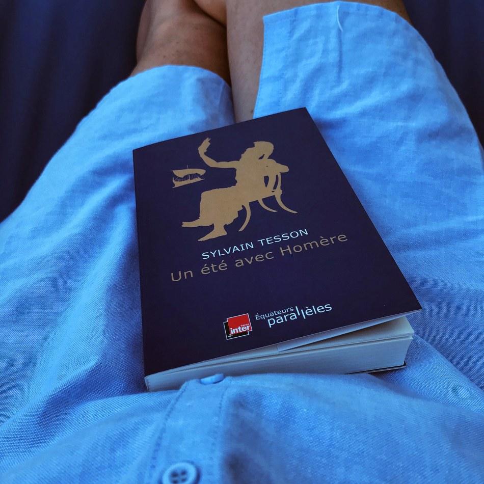 Un été avec Homère, de Sylvain Tesson : le goût de la Méditerranée