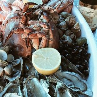 Le plateau de fruits de mer du 15 août