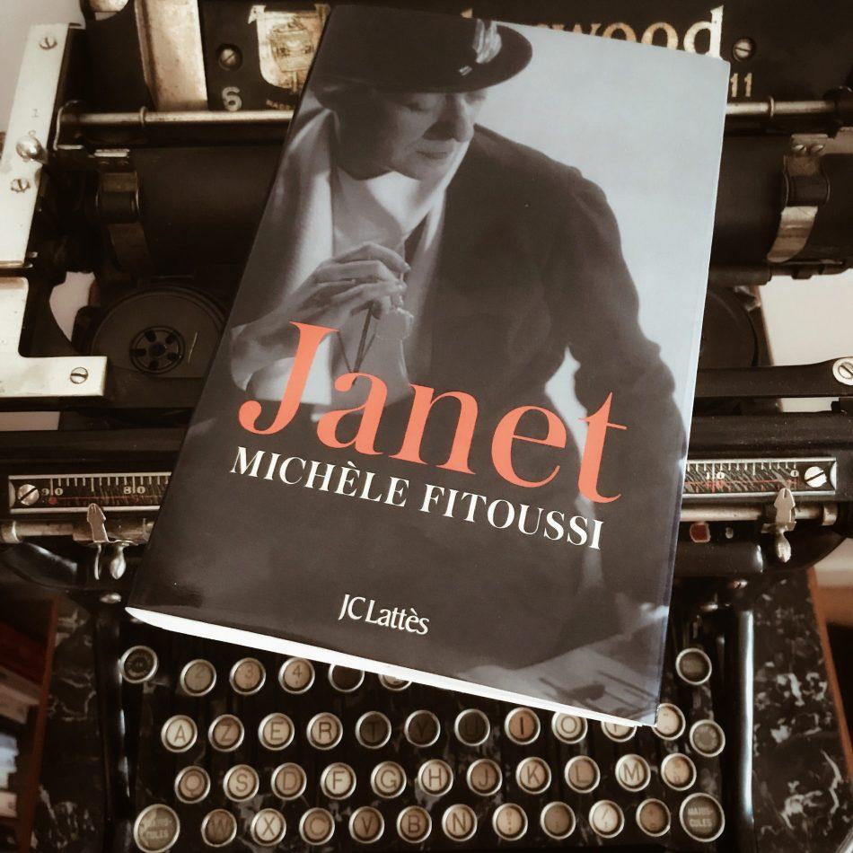 Janet, de Michèle Fitoussi : une femme inspirante