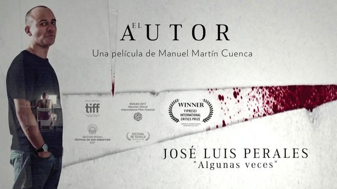 El Autor, de Manuel Martin Cuenca : l'écrivain et le réel