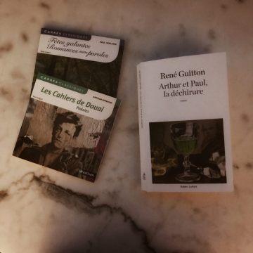 Arthur et Paul, la déchirure de René Guitton : il est si bon de se perdre