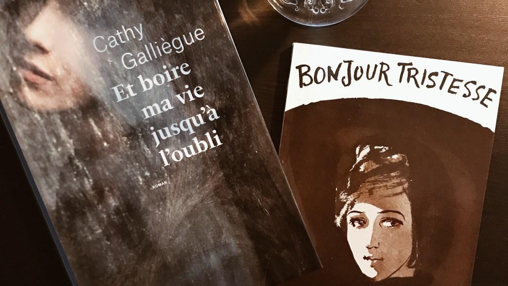 Et boire ma vie jusqu'à l'oubli, de Cathy Galliègue : une femme en dérive