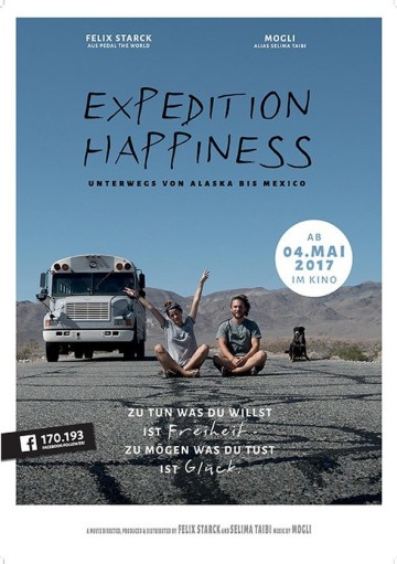 Expedition happiness, de Felix Starck et Selima Taibi