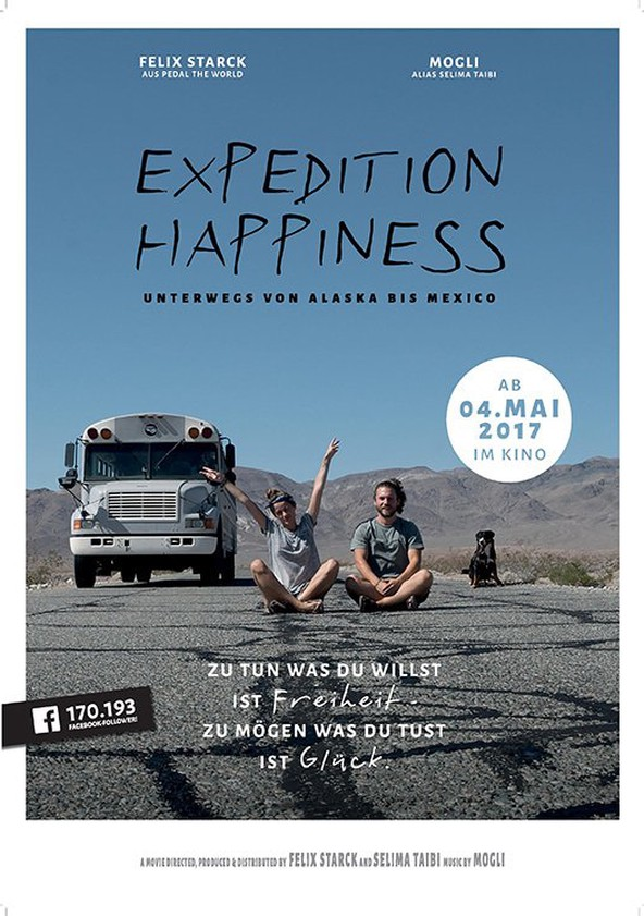 Expedition happiness, de Felix Starck et Selima Taibi