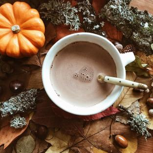 Lutter contre le froid : chocolat chaud