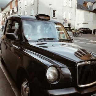 Un taxi anglais