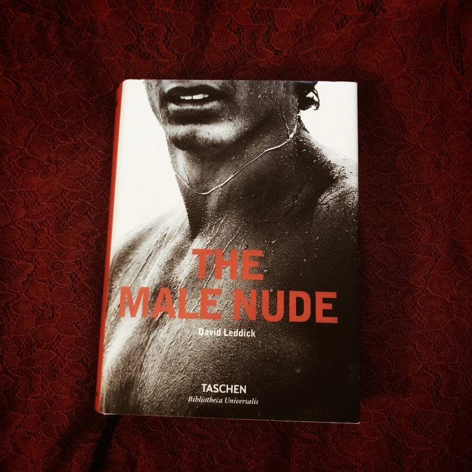 The Male Nude, de David Leddick : l'histoire du nu masculin en photographie