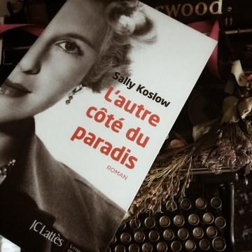 L'autre côté du Paradis, de Sally Koslow : le dernier amour de Fitzgerald