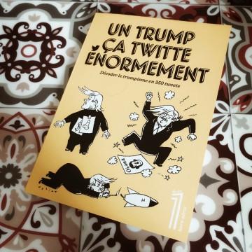 Un Trump ça twitte énormément. Décoder le trumpisme en 350 tweets