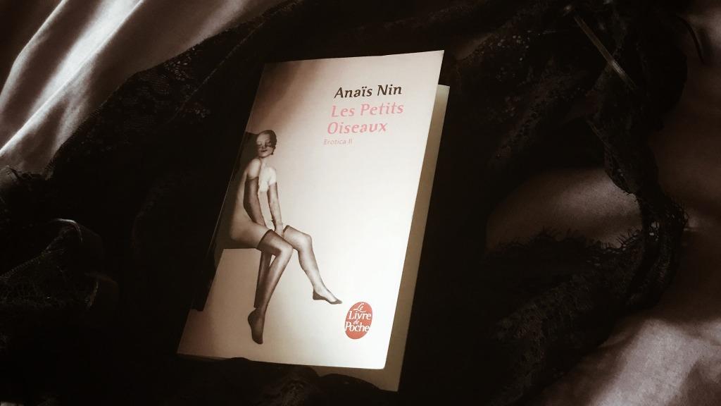 Les petits oiseaux. Erotica II d'Anaïs Nin : l'érotisme comme découverte de soi