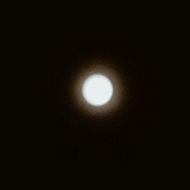 La lune poétique