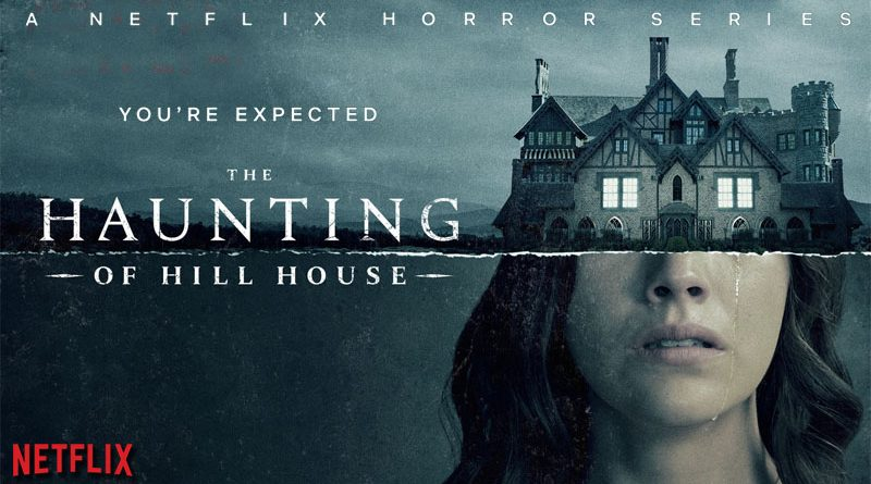 The haunting of Hill House, de Mike Flanagan