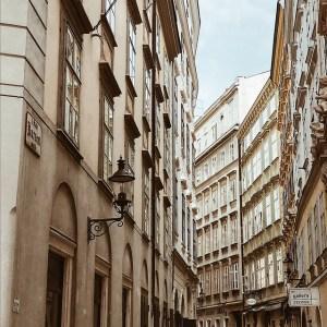 Vienne, solitaire