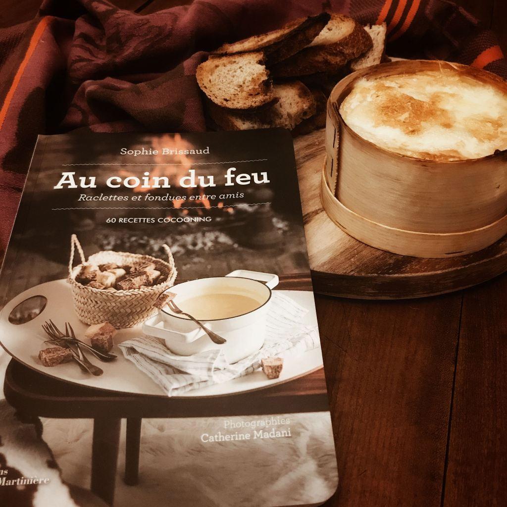 Au coin du feu, de Sophie Brissaud : des recettes réconfortantes