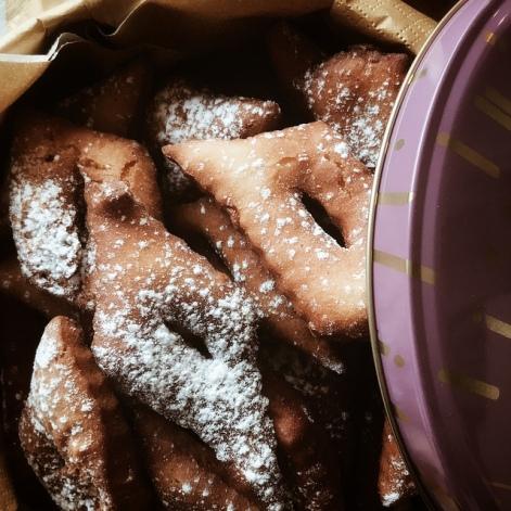 Des petits biscuits de Noël qui n'ont pas fait long feu