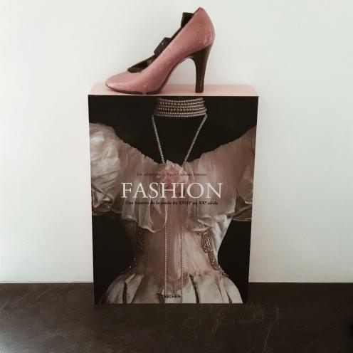 Ceci n'est pas une chaussure mais une chaussure en chocolat