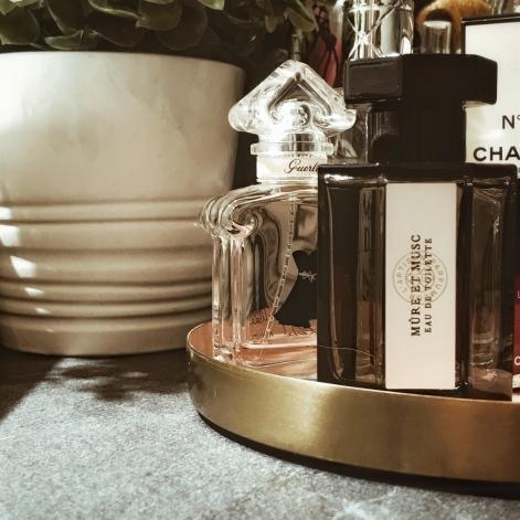 Mon parfum...