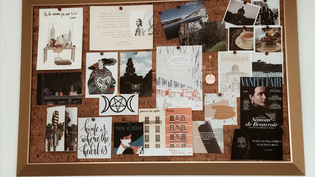 Tableau d'inspiration : mettre vos intentions en images