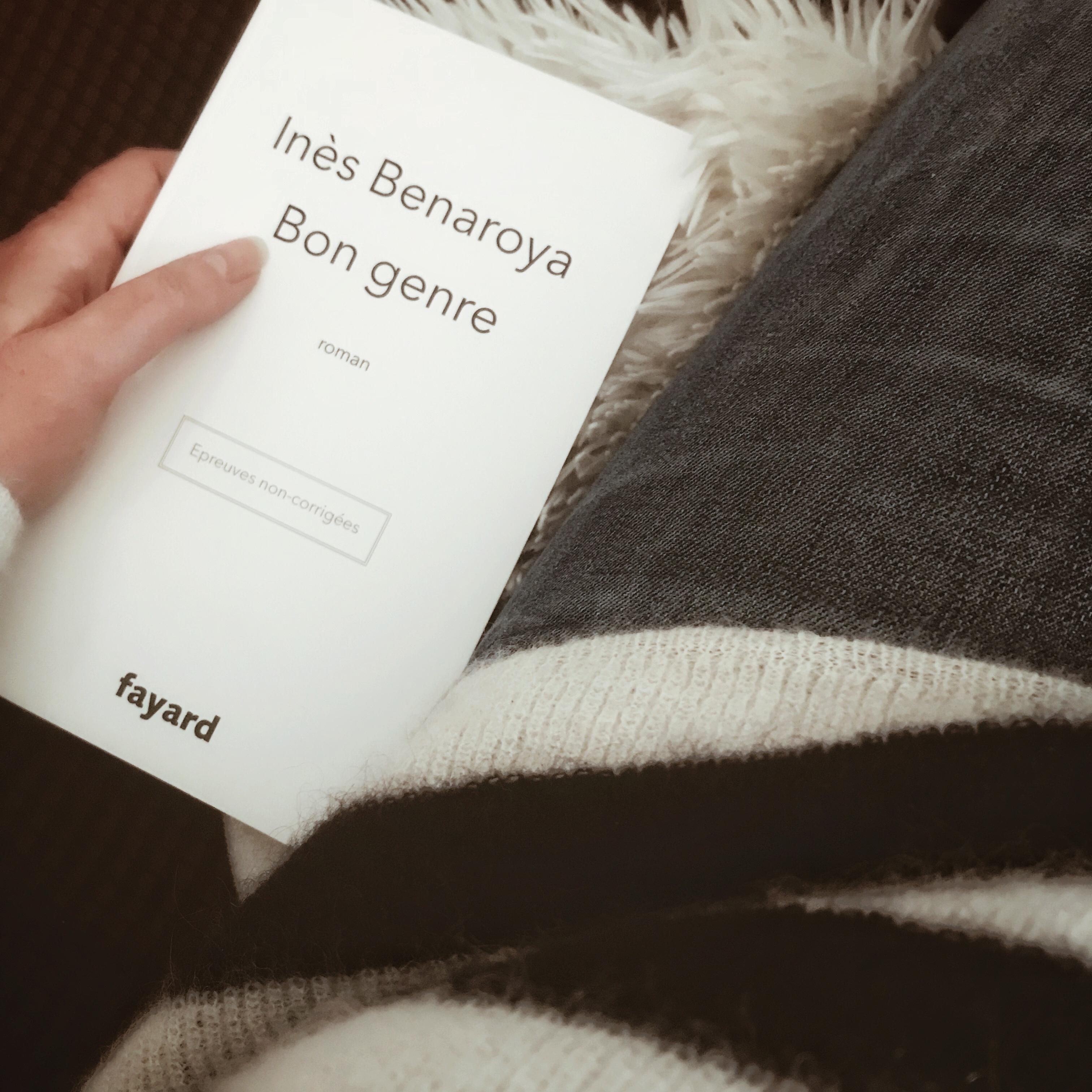 Bon genre, d'Ines Benaroya : l'élan vers soi
