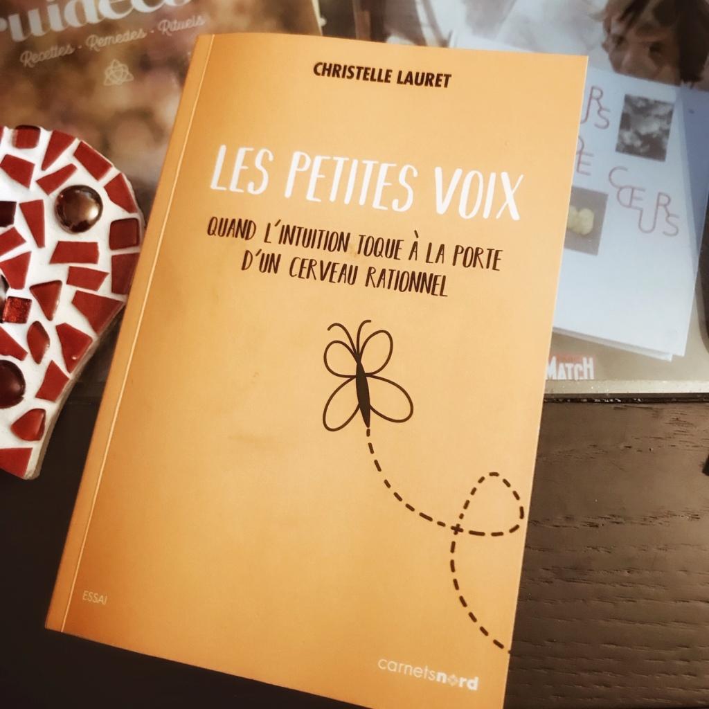 Les petites voix, quand l'intuition toque à la porte d'un cerveau rationnel de Christelle Lauret : laisser faire la prod'