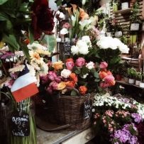 Chez le fleuriste