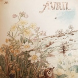 Avril - Edith Holden