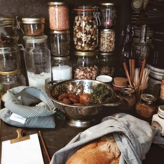 Cuisine vers le zéro déchets