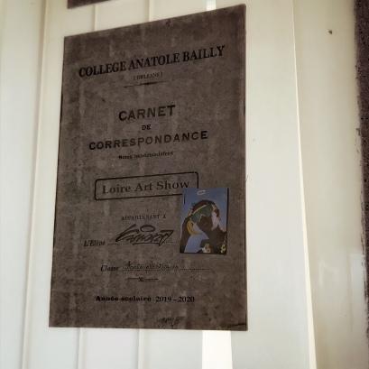 Loire Art Show et pèlerinage émotionnel