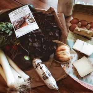 Panier bio et épicerie italienne