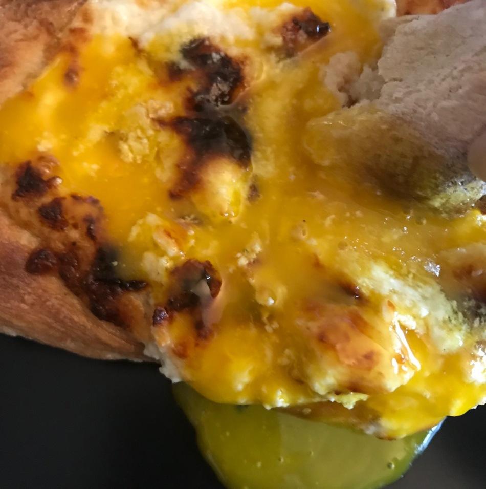 Khachapuri, ou pain georgien au fromage