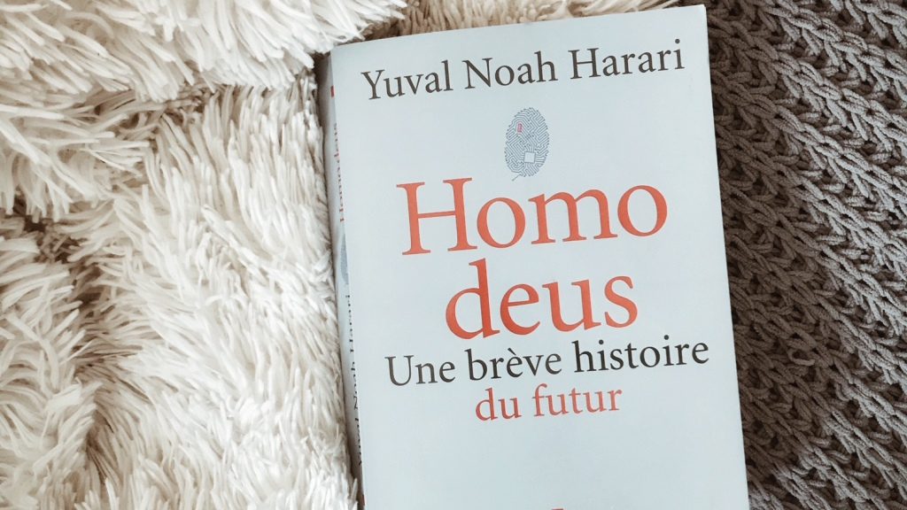 Homo deus, une brève histoire du futur de Yval Noah Harari : la fin de l'humanité ?