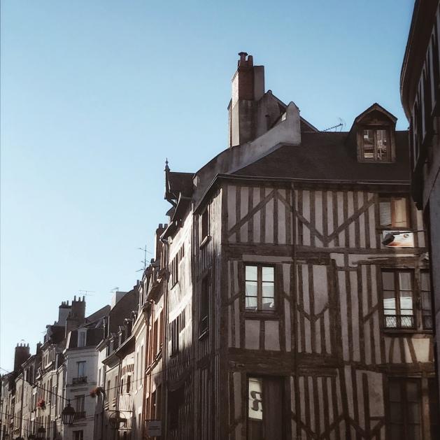 Arpenter la vieille ville
