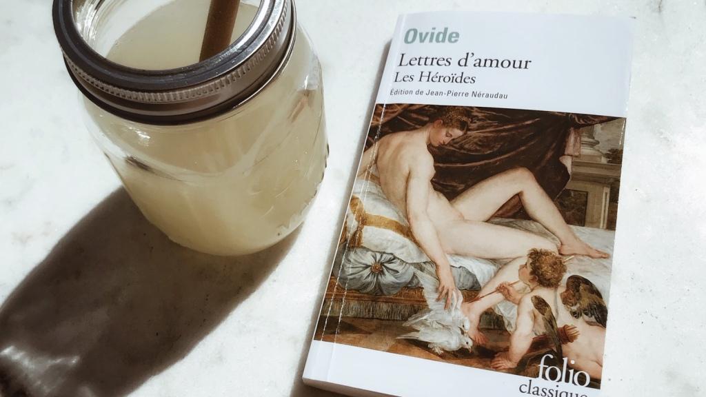 Les Héroïdes, d'Ovide : lettres amoureuses