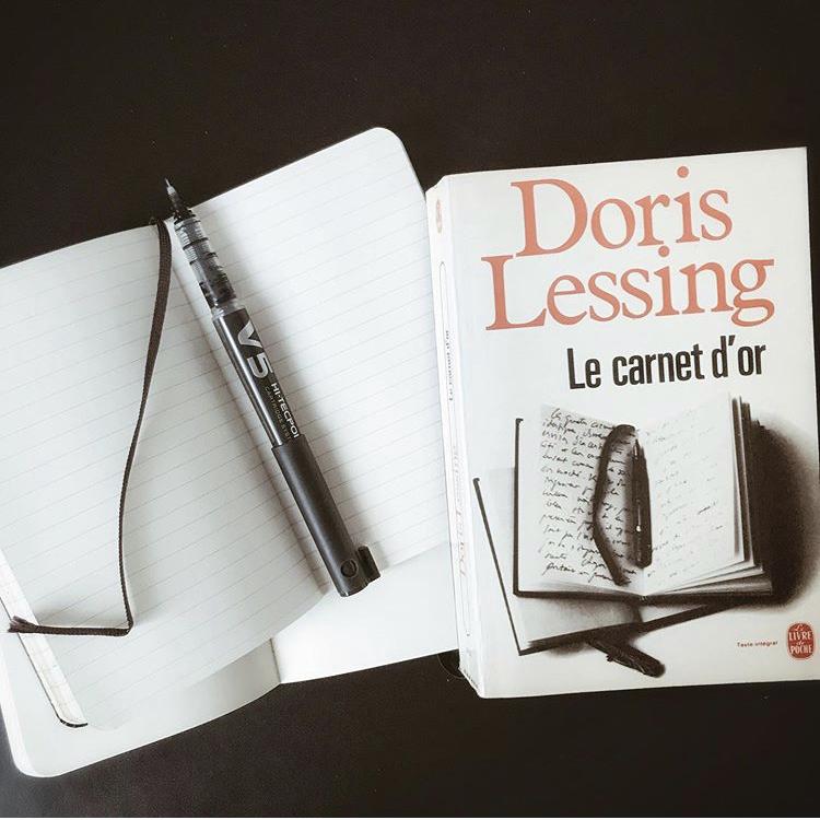 Le Carnet d'or de Doris Lessing : une femme clivée