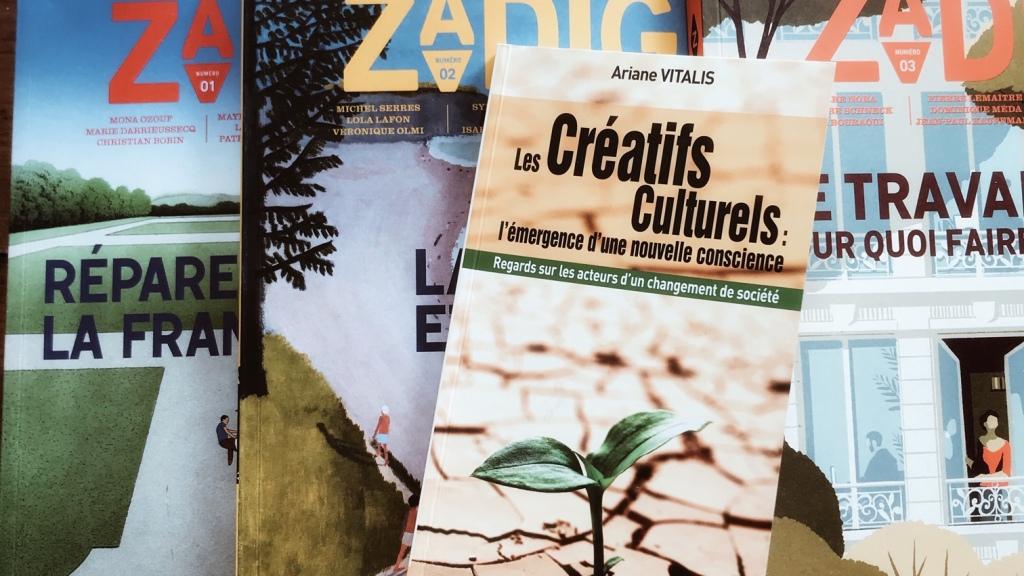 Les Créatifs Culturels, d'Ariane Vitalis : réenchanter le monde