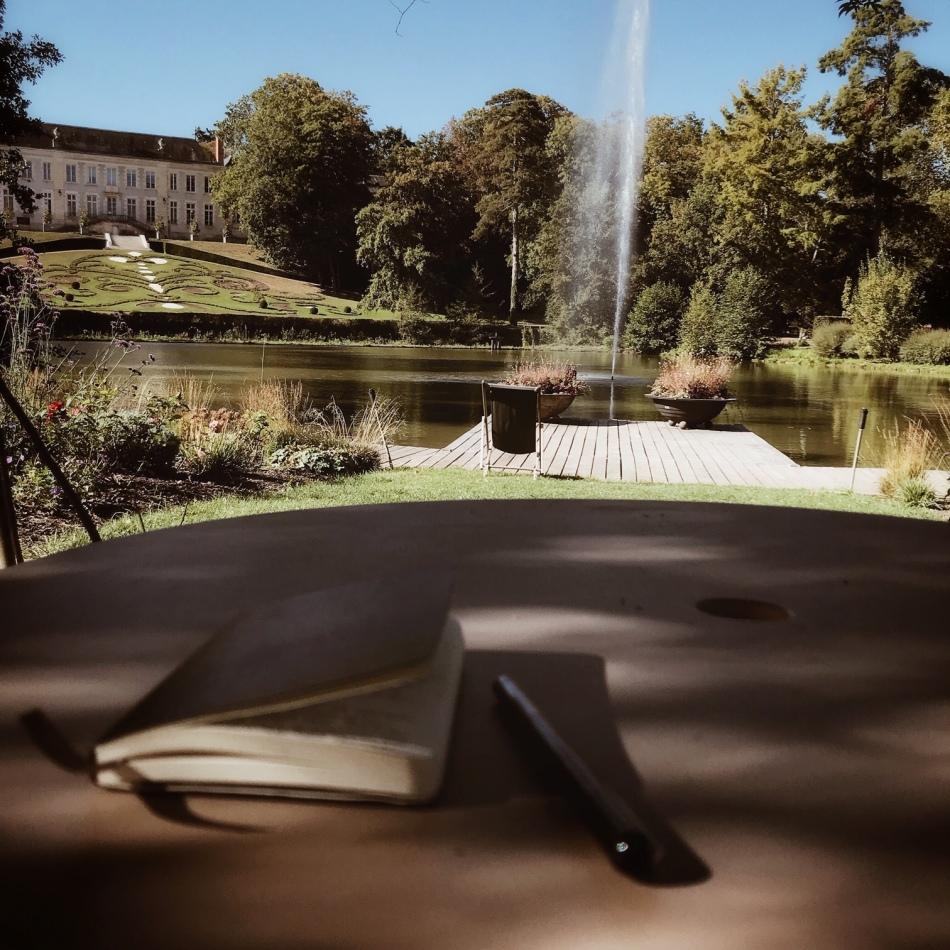 Un endroit parfait pour écrire