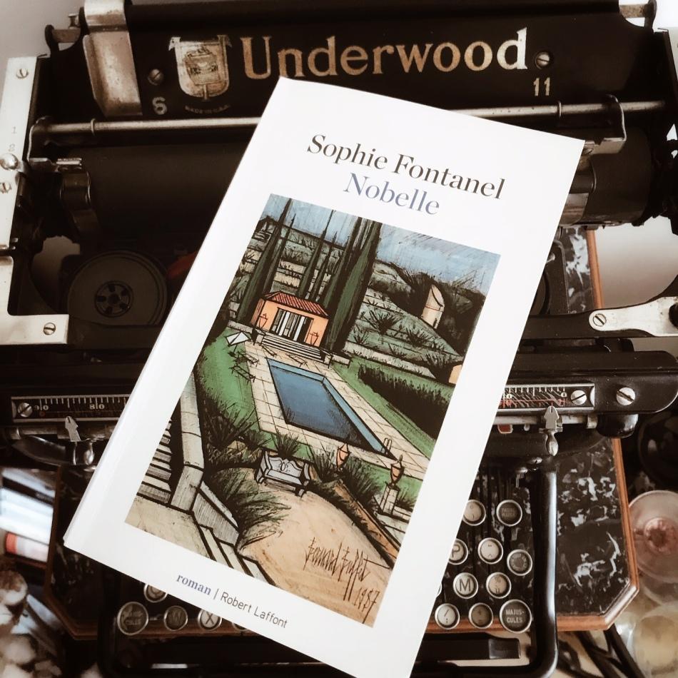 Nobelle, de Sophie Fontanel : d'amour et de littérature