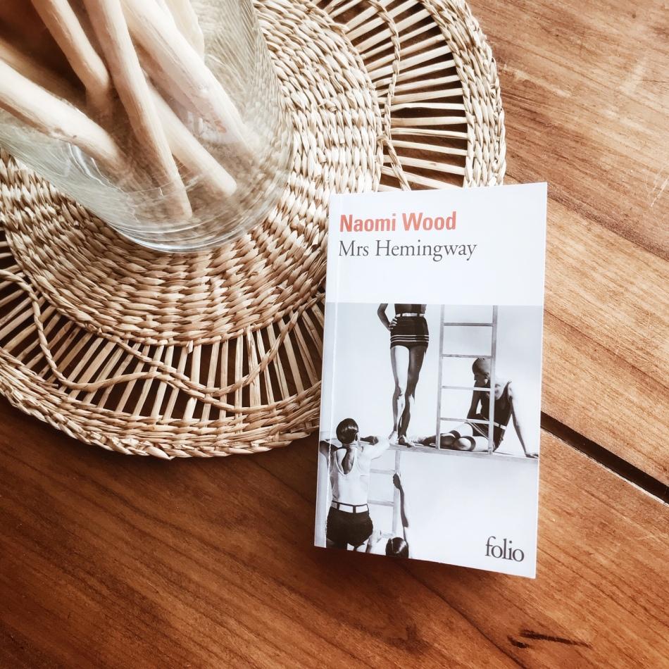 Mrs Hemingway, de Naomi Wood : la fragilité